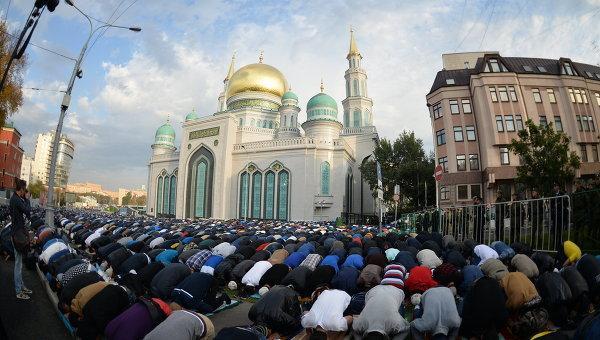 В Москве пройдут мероприятия по случаю празднования Курбан-байрам