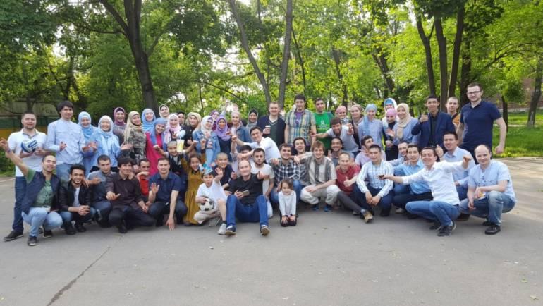 Итоги Шатра Рамадана подвели в минувшие выходные волонтеры, встретившись по случаю праздника Ураза байрам.