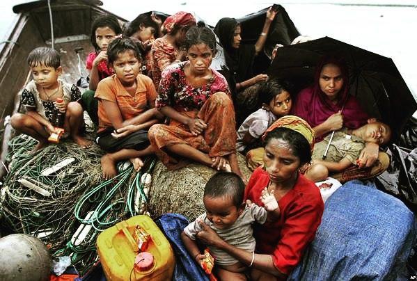 Всероссийская акция «Помоги притесненным в Мьянме!»