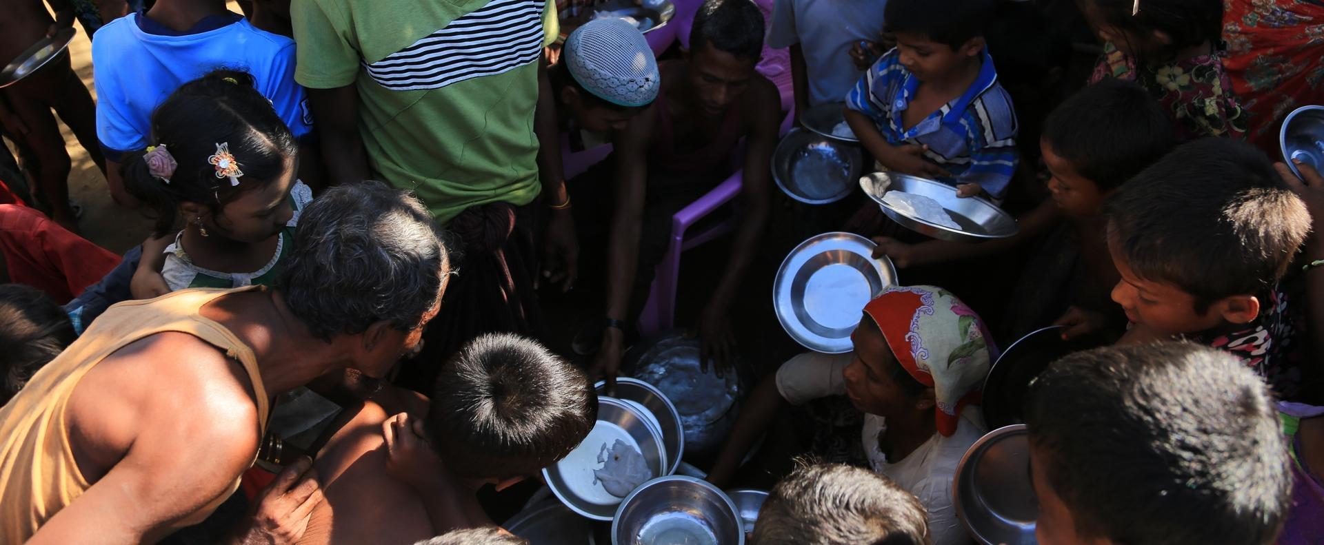 Чрезвычайное положение в Мьянме