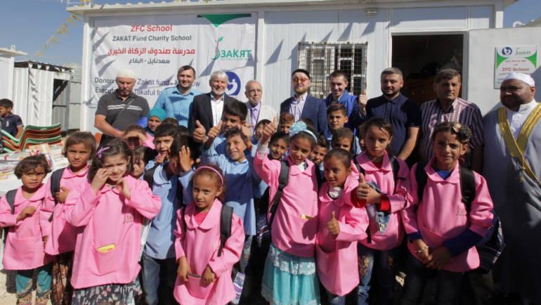 Подробный отчет по проекту «Школа детям — будущее стране»