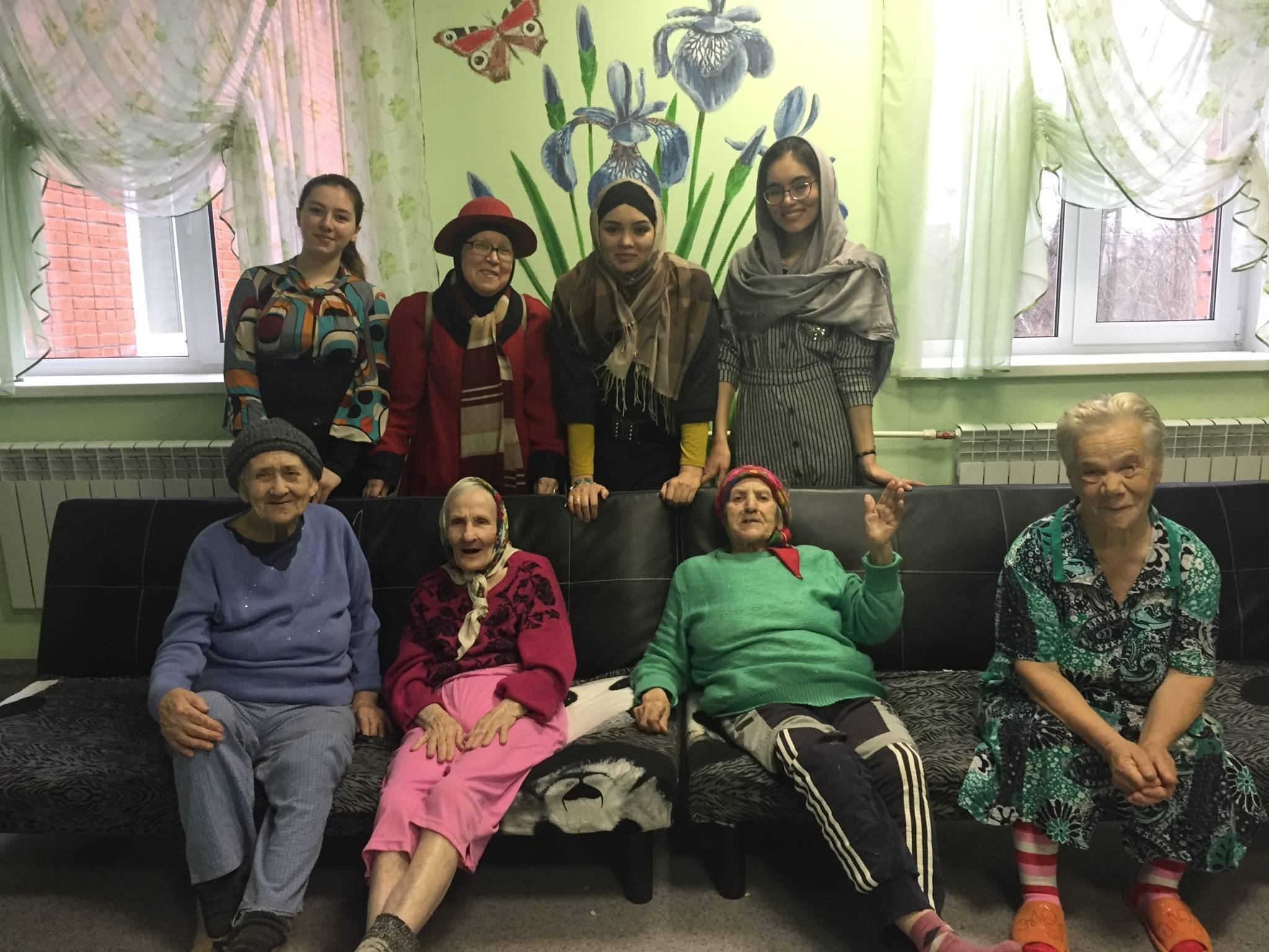 Попечительский совет дома престарелых работник дома престарелых