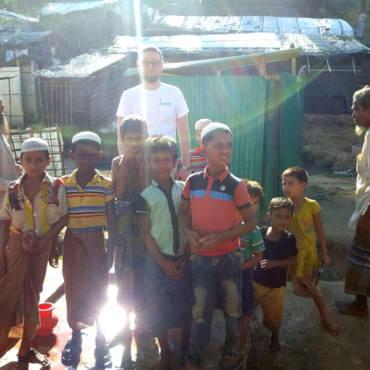 Дополнительный сбор в Мьянму
