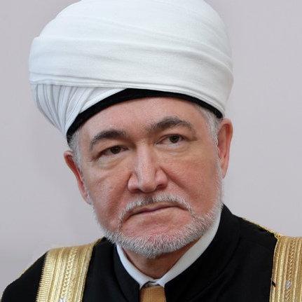 Муфтий шейх Равиль Гайнутдин