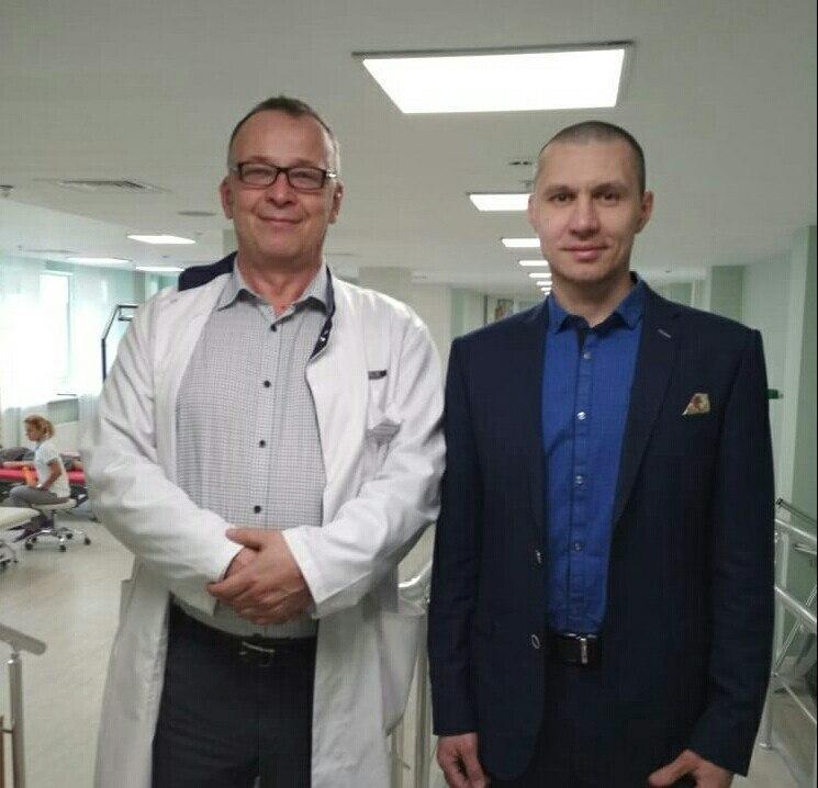 Директор фонда «Закят» посетил Центр реабилитации «Три сестры»