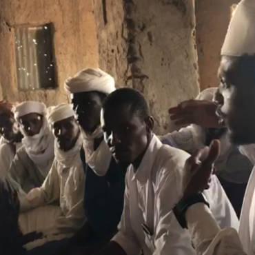 Строительство мечети в Кувейзи