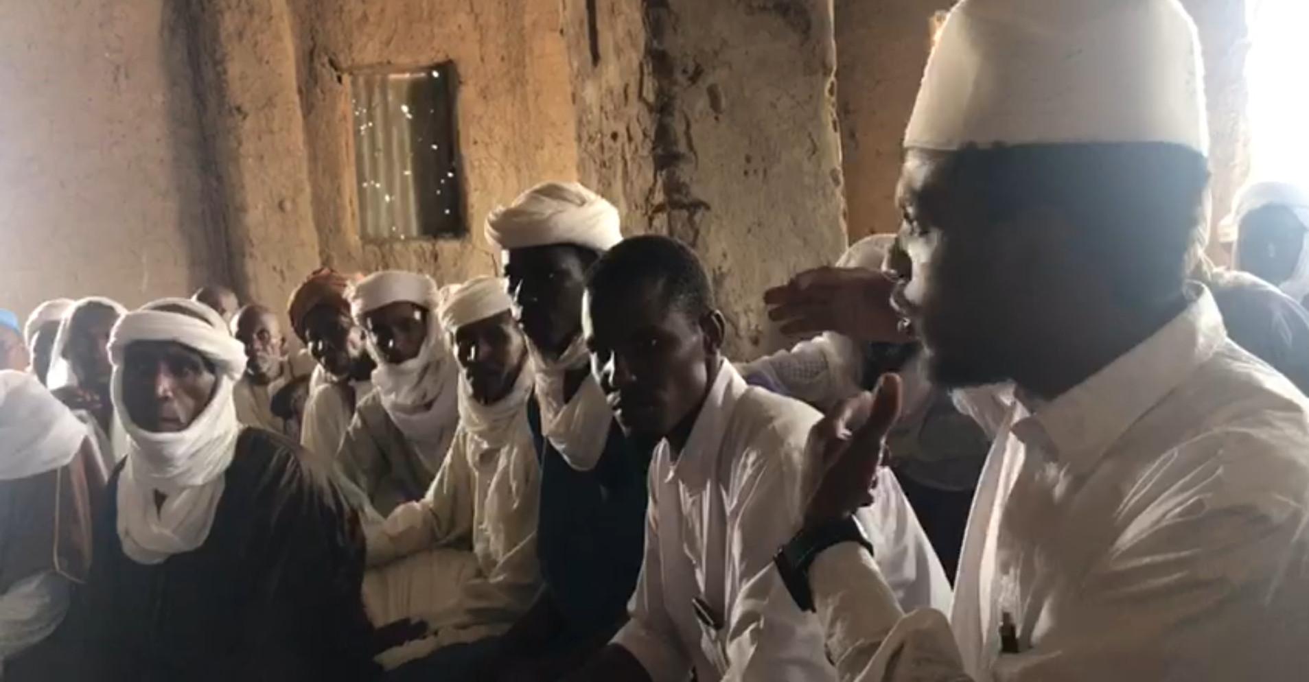 Наш вклад в доброе дело - Строительство мечети в Кувейзи