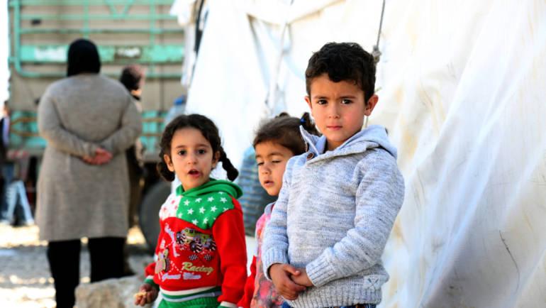 Для беженцев «Тепло в зиму»