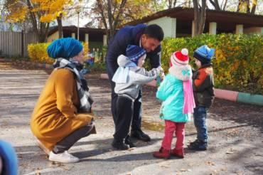 5 октября волонтеры фонда «Закят» посетили Специализированный дом ребёнка для детей с органическим поражением центральной нервной системы с нарушением психики