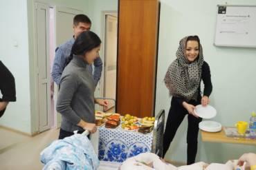 Волонтеры фонда «Закят» посетили хоспис №5 «Царицыно»