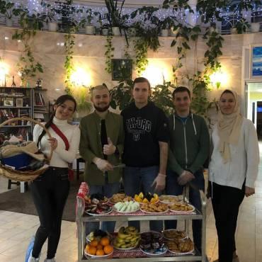 """Волонтеры БФ «Закят» посетили хоспис """"Царицыно"""" в Москве"""