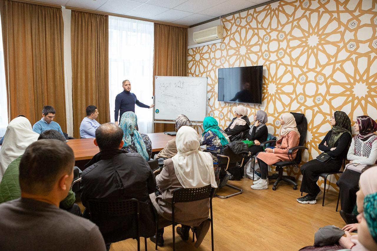 Заставка для - Поддержи исламский колледж!