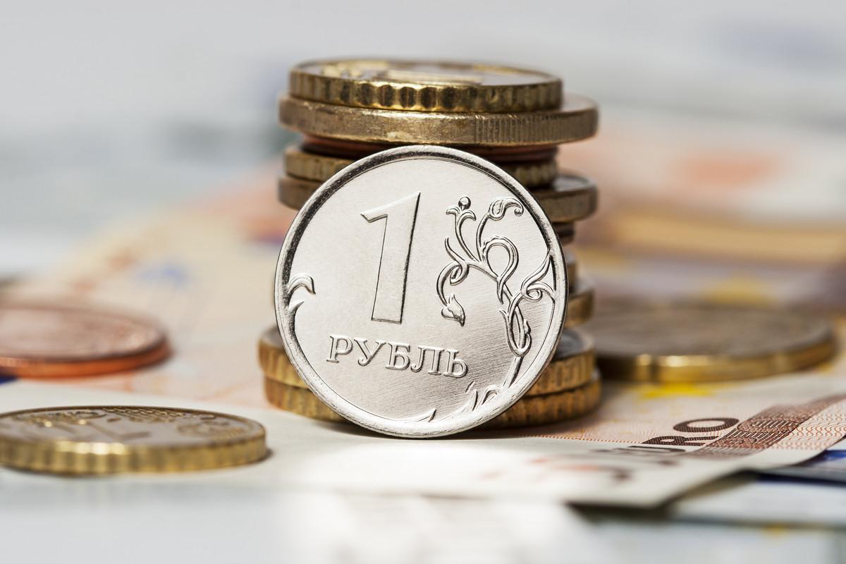 Заставка для - Рубль в день!