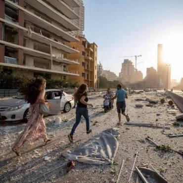 Срочная помощь в Ливан!