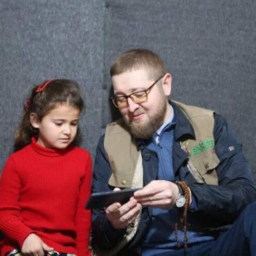 Фонд «Закят» откроет школу для сирийских беженцев.