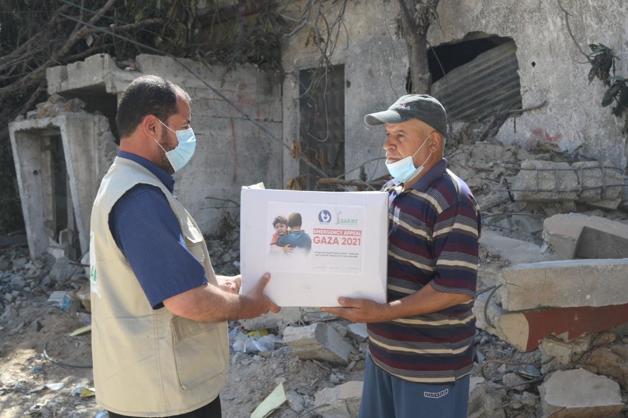 Заставка для - Палестина нуждается в нашей помощи!
