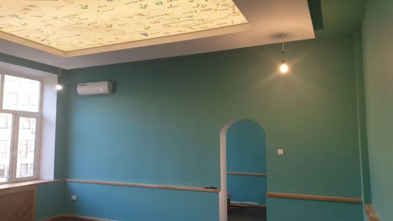 Достроим комнату Сиры в КЦ «Дар»