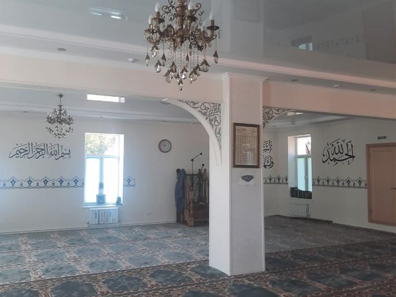 Заставка для - Молельный дом в г. Кимры