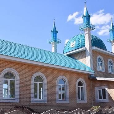 Достроим мечеть в поселке Суслонгер.