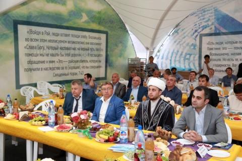 Пресс-релиз вечера Республики Татарстан в Шатре Рамадана