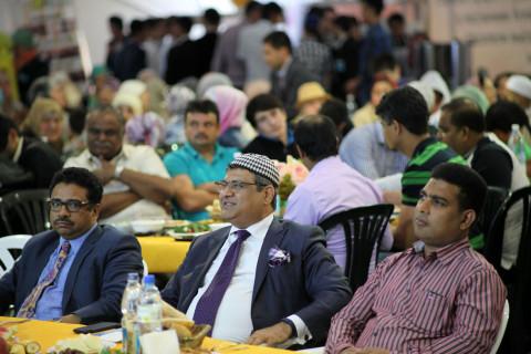 3 июля: вечер индийских мусульман
