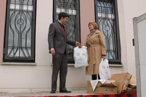 Фонд «Закят» отправил тонну халяльной баранины в Государственные учреждения Москвы
