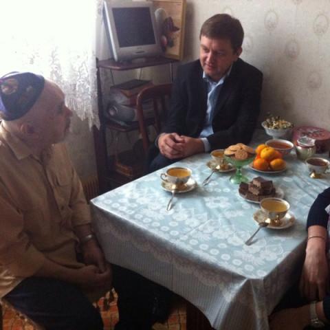 Продукты питания доставили нуждающимся Москвы в минувшие выходные