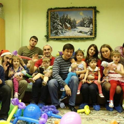 Волонтеры вновь посетили дом малютки в городе Кашине