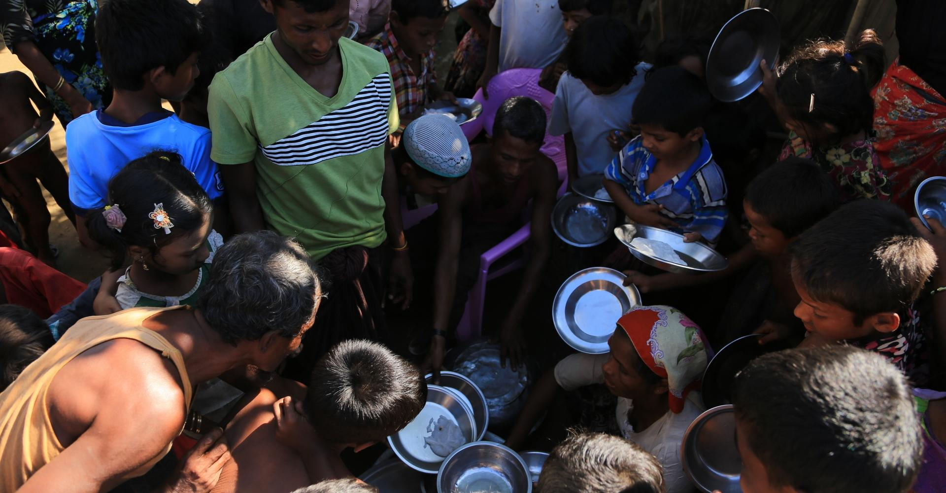 Заставка для - Помоги притесненным в Мьянме