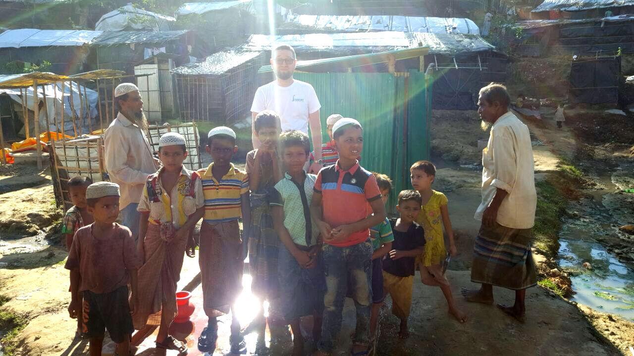 Заставка для - Дополнительный сбор в Мьянму