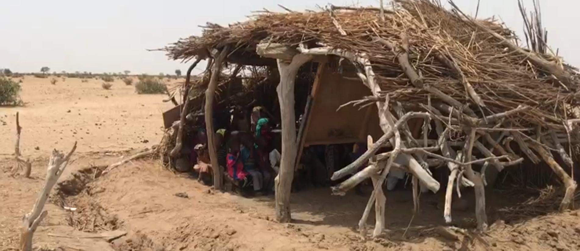 Заставка для - Учебные классы в Африке