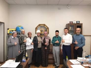 Собрание сотрудников благотворительного фонда «Закят»