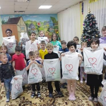 Волонтеры БФ «Закят» посетили детский дом г. Домодедово